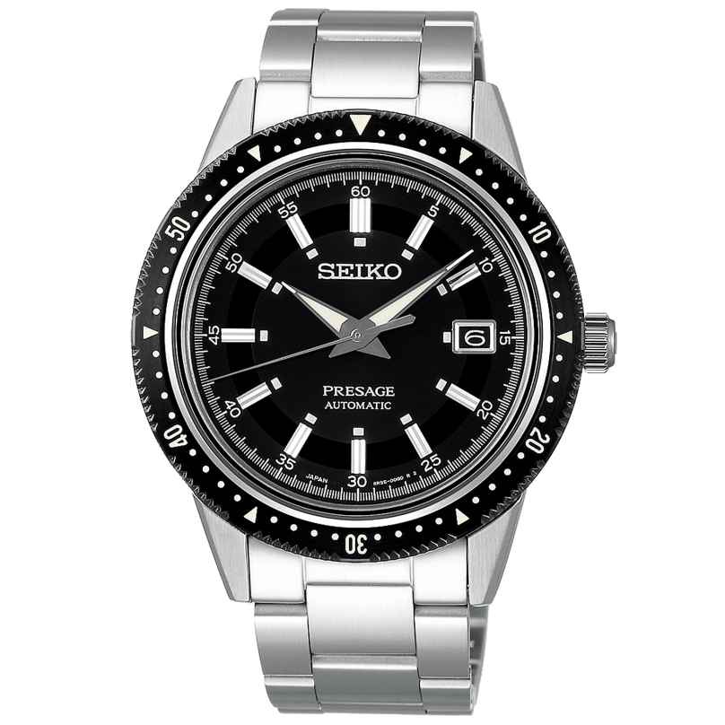 Seiko SPB131J1 Presage Automatik Herrenuhr Schwarz Limited Edition 4954628234308