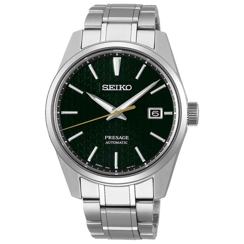 Seiko SPB169J1 Presage Automatik-Herrenuhr Grün 4954628235299