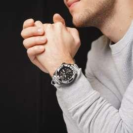Seiko 5 Sports SRPG43K1 Automatic Men's Watch Auto Moai Limited Edition