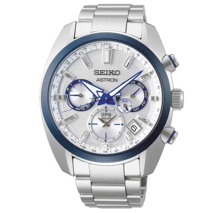 Seiko SSH093J1 Astron GPS Solar Herrenuhr Limited Edition 140 Jahre 4954628240958