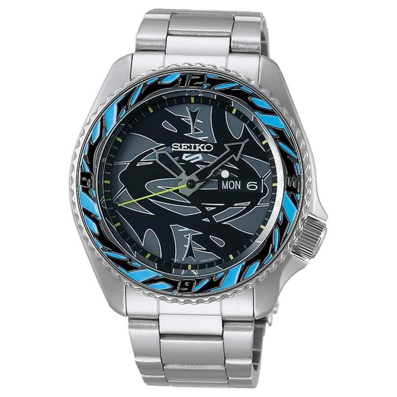 Seiko SRPG65K1 Automatik Herrenuhr Guccimaze Limited Edition 4954628241733