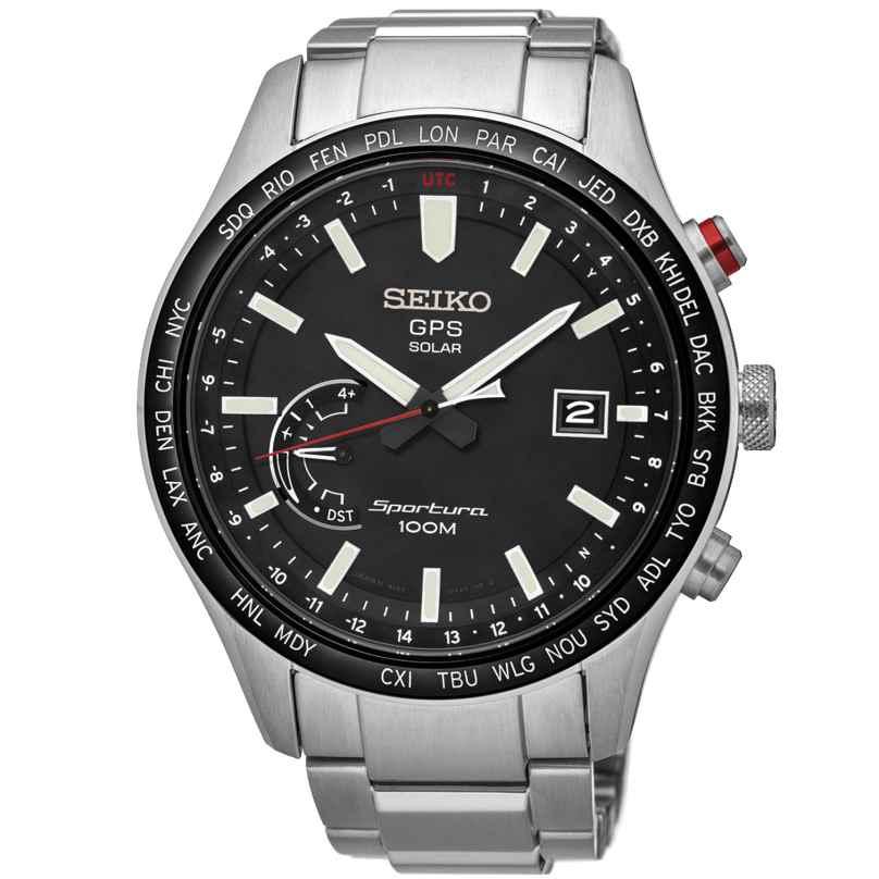 Seiko SSF003J1 Sportura GPS Solar Herrenuhr 4954628204806
