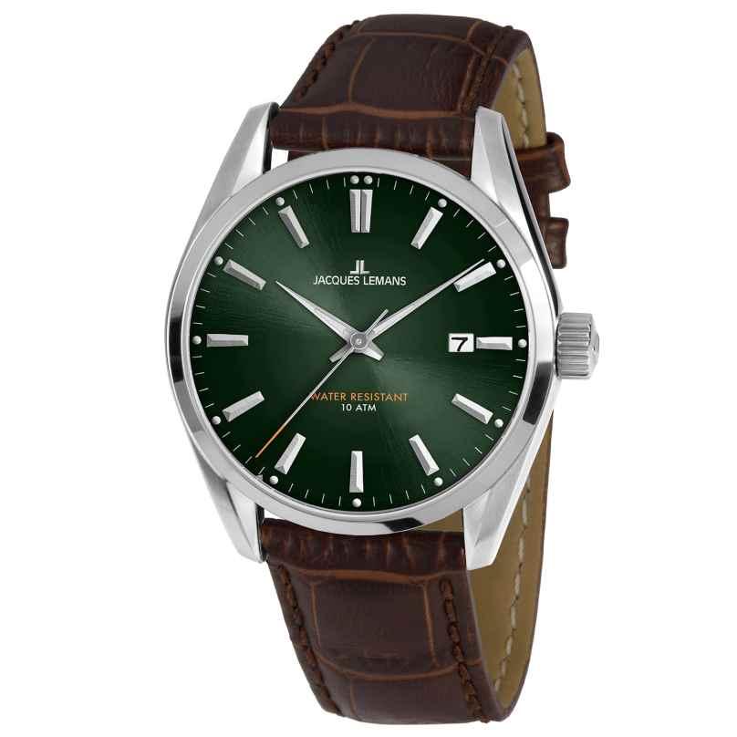Jacques Lemans 1-1859D Herren-Armbanduhr Derby 4040662136842