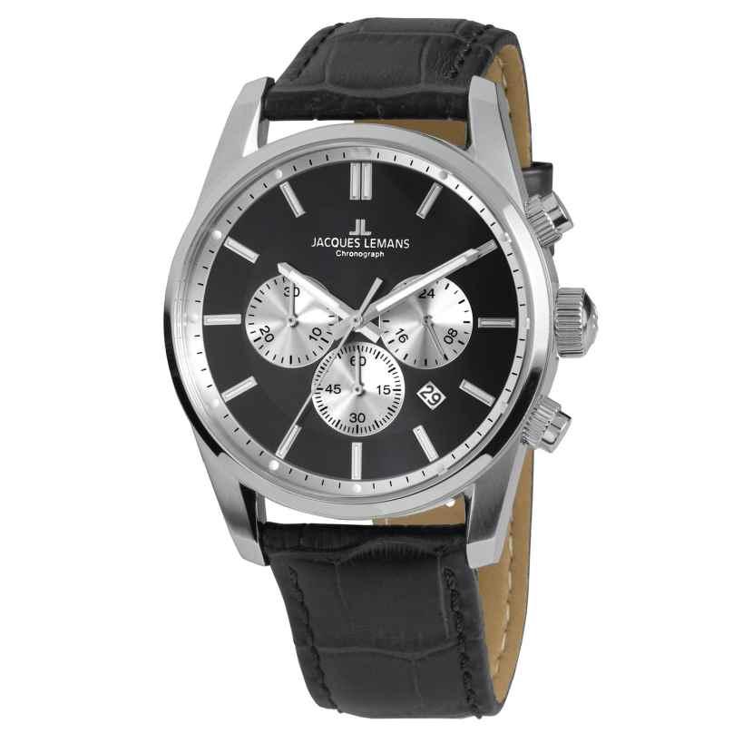 Jacques Lemans 42-6.1A Herrenuhr Chronograph Classic 4040662143086