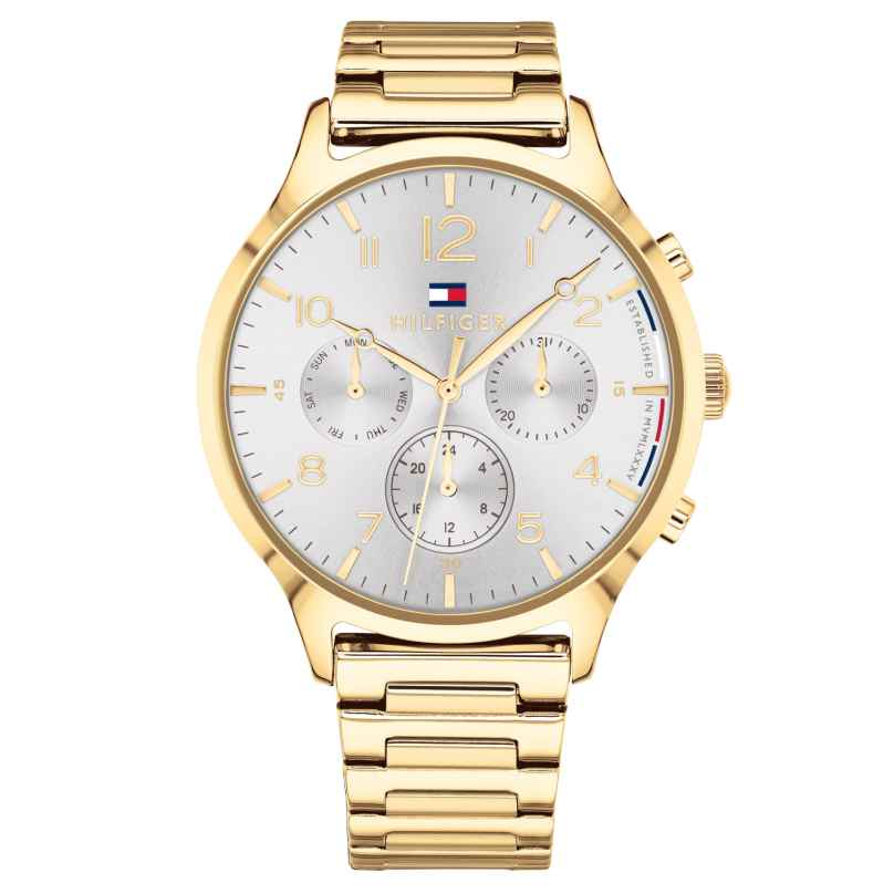 Tommy Hilfiger 1781872 Damenuhr Multifunktion 7613272264082