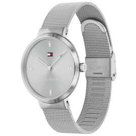 Tommy Hilfiger 1782220 Damen-Armbanduhr Liberty Edelstahl silber