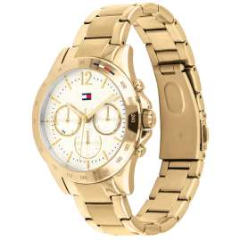 Tommy Hilfiger 1782195 Ladies' Watch Multifunction Haven Gold Tone