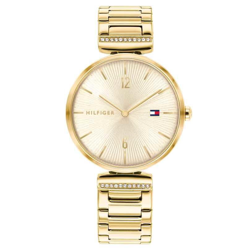 Tommy Hilfiger 1782272 Women's Wristwatch Aria Gold Tone 7613272414982
