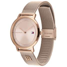 Tommy Hilfiger 1782287 Women's Watch Tea Rose Gold-Coloured