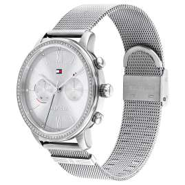 Tommy Hilfiger 1782301 Ladies' Watch Blake Silver Tone