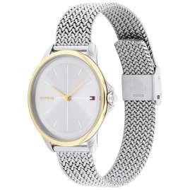 Tommy Hilfiger 1782357 Damen-Armbanduhr Delphine Bicolor