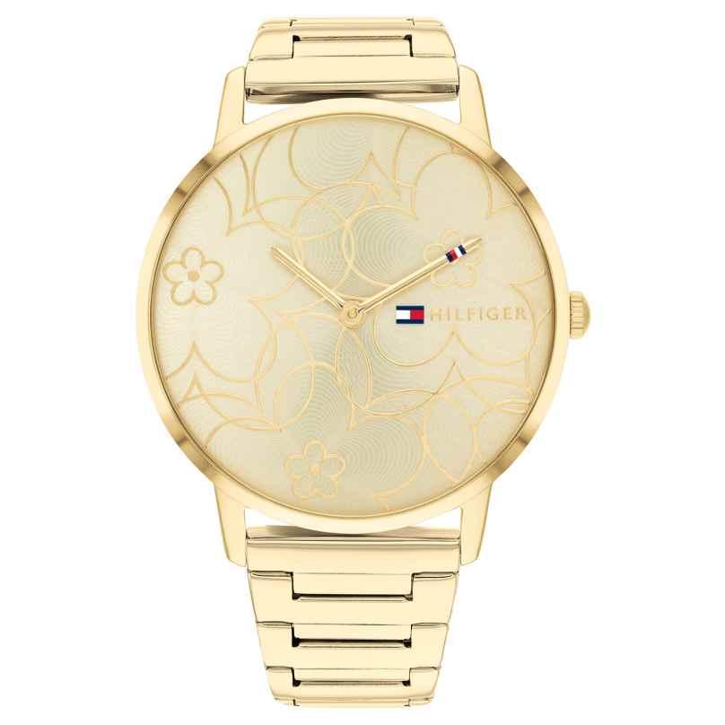 Tommy Hilfiger 1782366 Ladies' Watch Alex Gold Tone 7613272426114