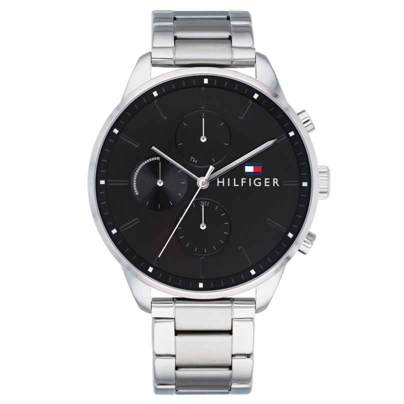 Tommy Hilfiger 1791485 Men's Watch with Multifunction Chase 7613272273817