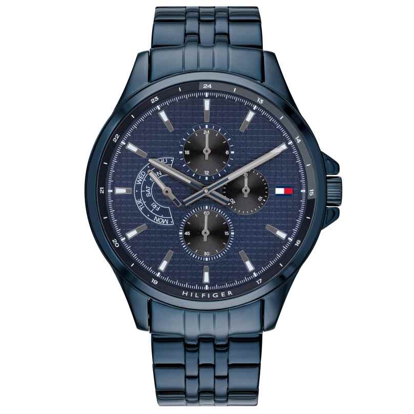 Tommy Hilfiger 1791618 Herrenuhr Multifunktion Shawn 7613272324588