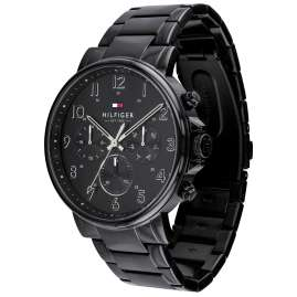Tommy Hilfiger 1710383 Herrenuhr Multifunktion Daniel