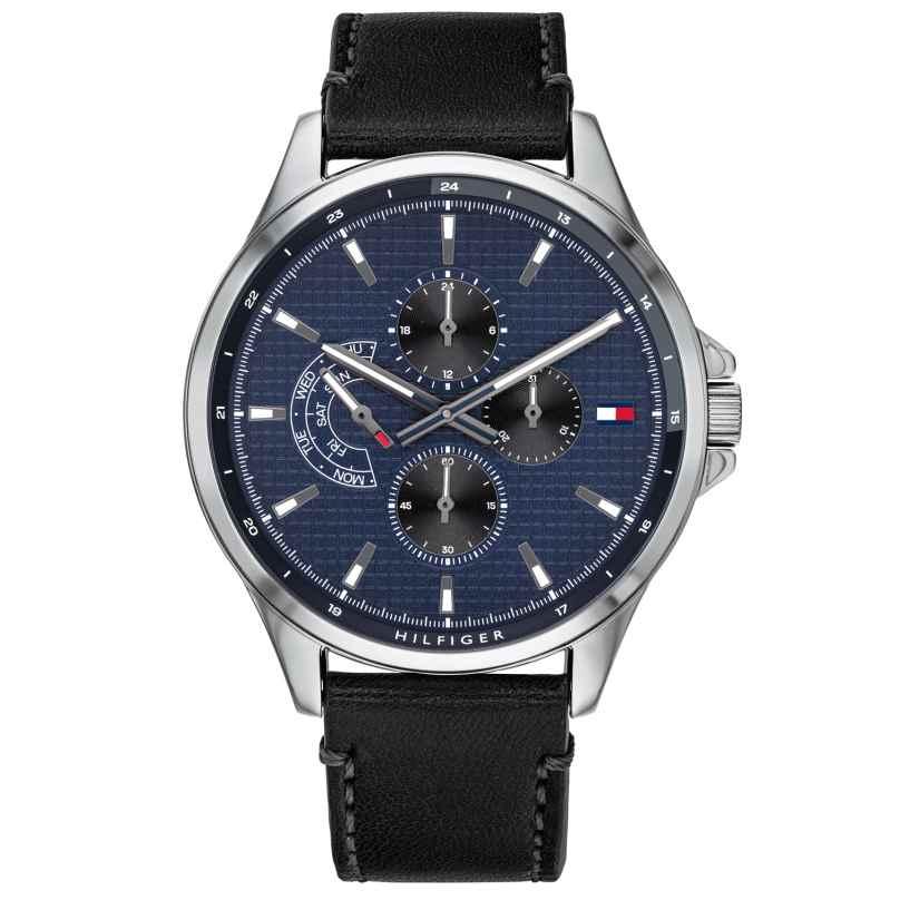 Tommy Hilfiger 1791616 Herren-Armbanduhr Multifunktion Shawn 7613272324564