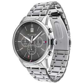 Tommy Hilfiger 1791632 Men's Watch with Dual Time Kyle