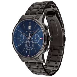 Tommy Hilfiger 1791633 Men's Watch with Dual Time Kyle