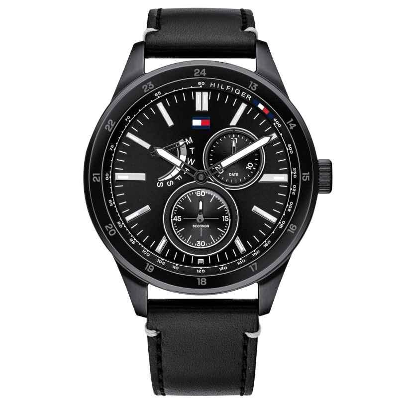 Tommy Hilfiger 1791638 Herren-Armbanduhr Multifunktion Austin 7613272358224