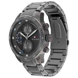 Tommy Hilfiger 1791806 Herren-Armbanduhr Multifunktion Trent Anthrazit