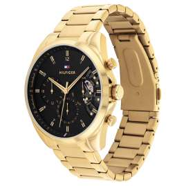 Tommy Hilfiger 1710447 Men's Watch Baker Gold Tone