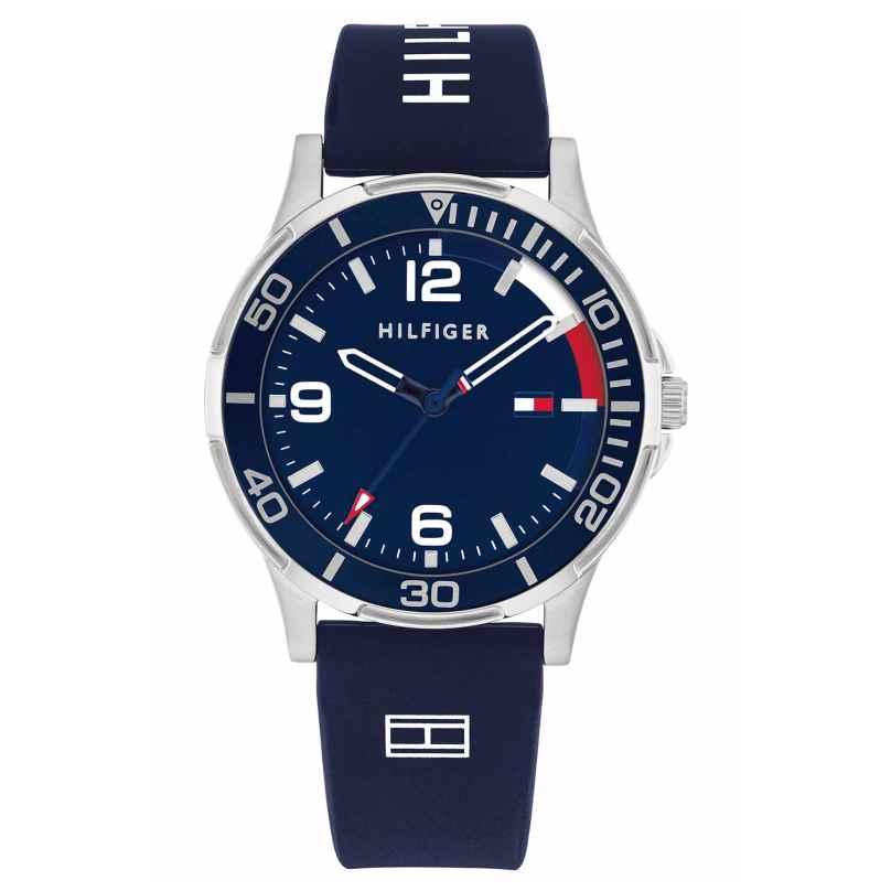 Tommy Hilfiger 1720016 Jugend-Armbanduhr für Jungen Dunkelblau 7613272427616