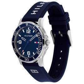 Tommy Hilfiger 1720016 Youth Wristwatch Boys Dark Blue