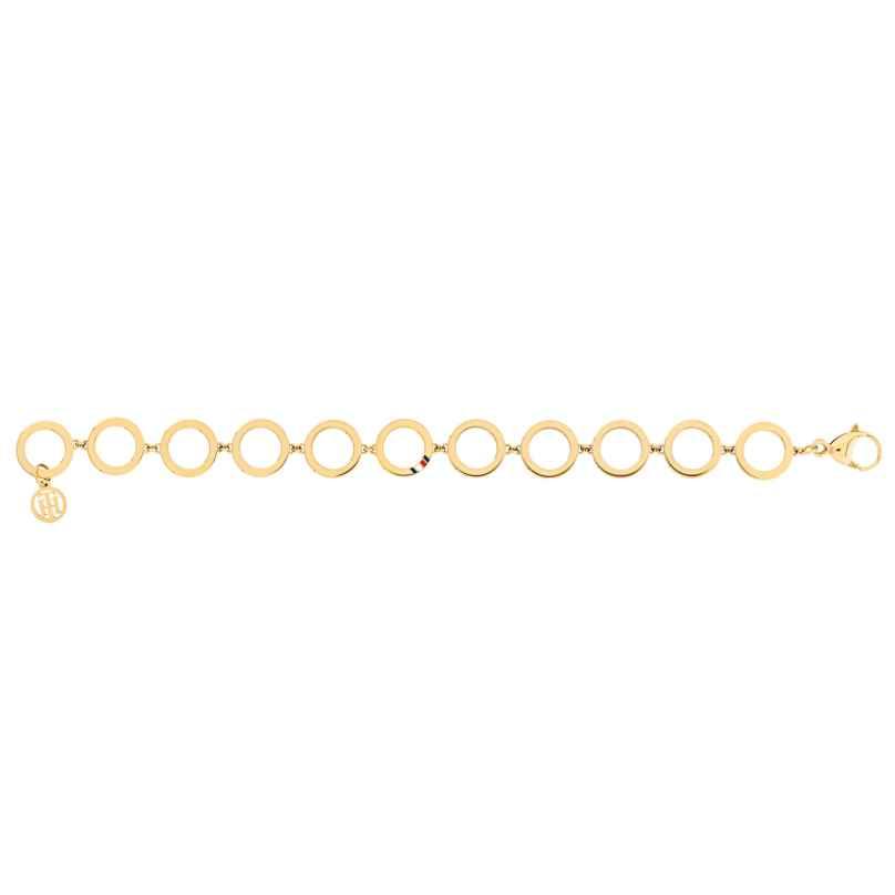 Tommy Hilfiger 2780312 Damen-Armband Dressed Up Edelstahl gold 7613272381024