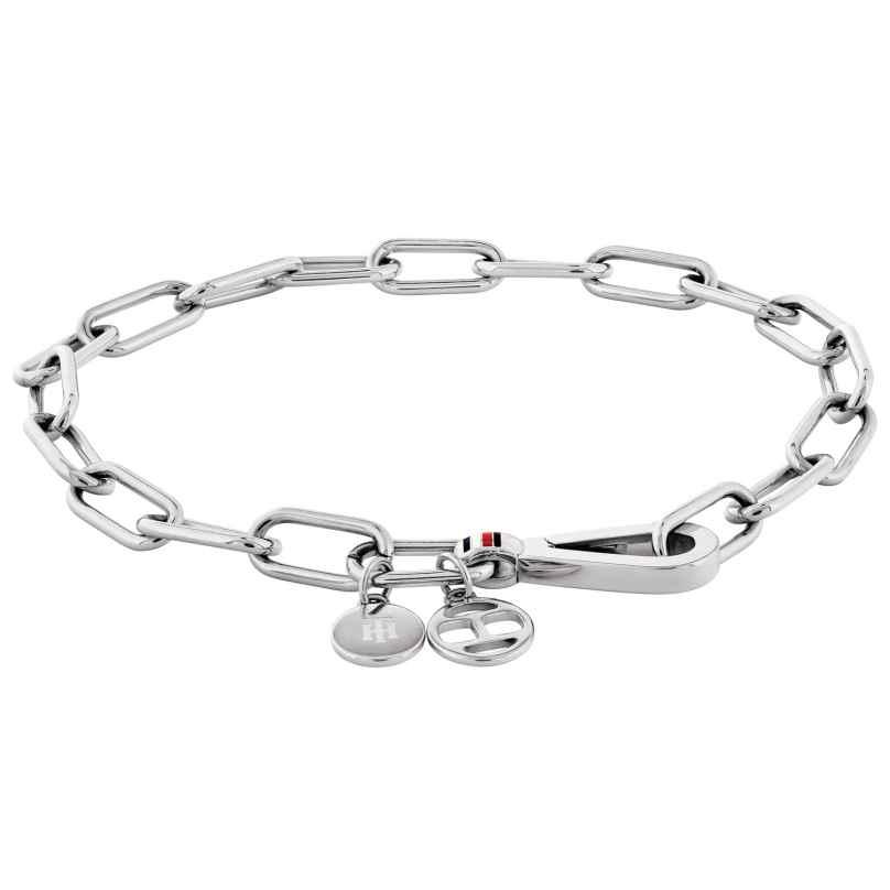Tommy Hilfiger 2780334 Damen-Armband Dressed Up Edelstahl 7613272381246