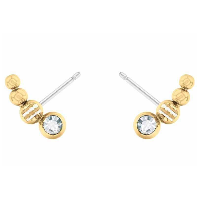 Tommy Hilfiger 2780457 Women's Earrings Ear Crawlers Gold Plated Stainless Steel 7613272412407