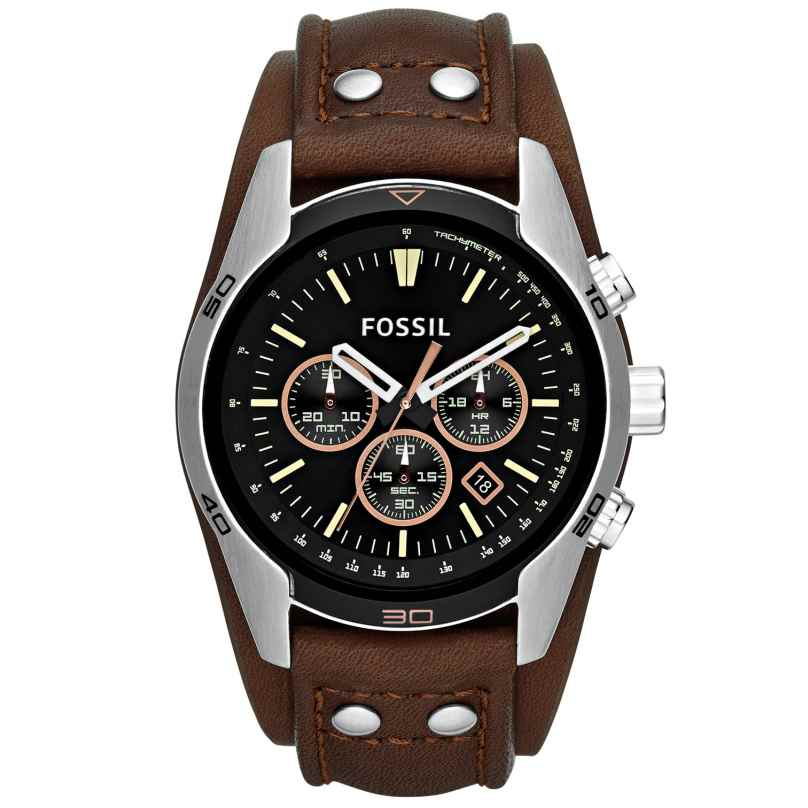 Fossil CH2891 Coachman Herren-Chronograph 4053858021488