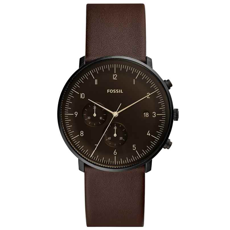 Fossil FS5485 Men's Watch Chronograph Chase Timer 4013496091694
