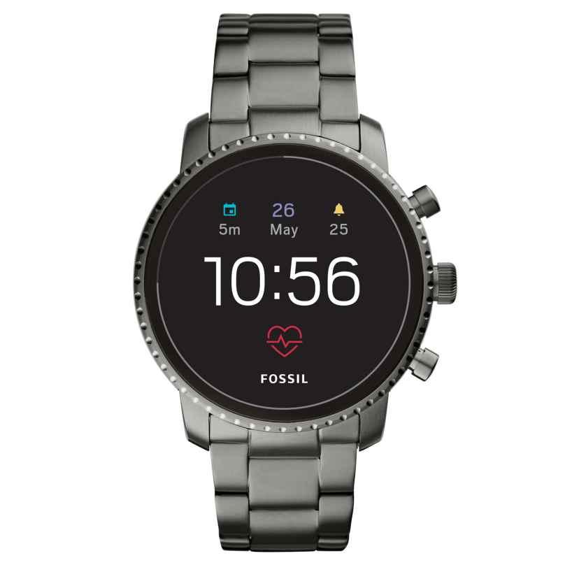 Fossil Q FTW4012 Men's Smartwatch Explorist HR Gen 4 4013496045635