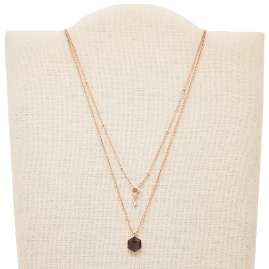 Fossil JF03064791 Ladies' Necklace Classics