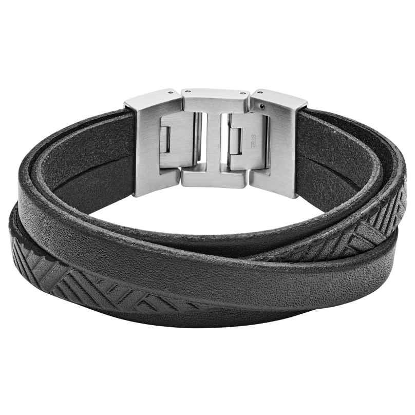 Fossil JF02998040 Men's Bracelet Vintage Casual Black 4013496122893