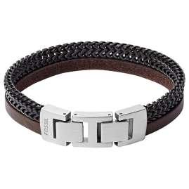 Fossil JF03180040 Men´s Bracelet Duo