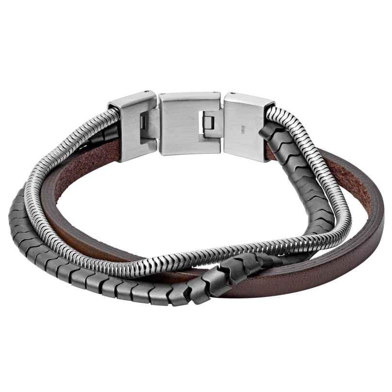 Fossil JF03178040 Herren-Armband Multi-Strand 4013496538724