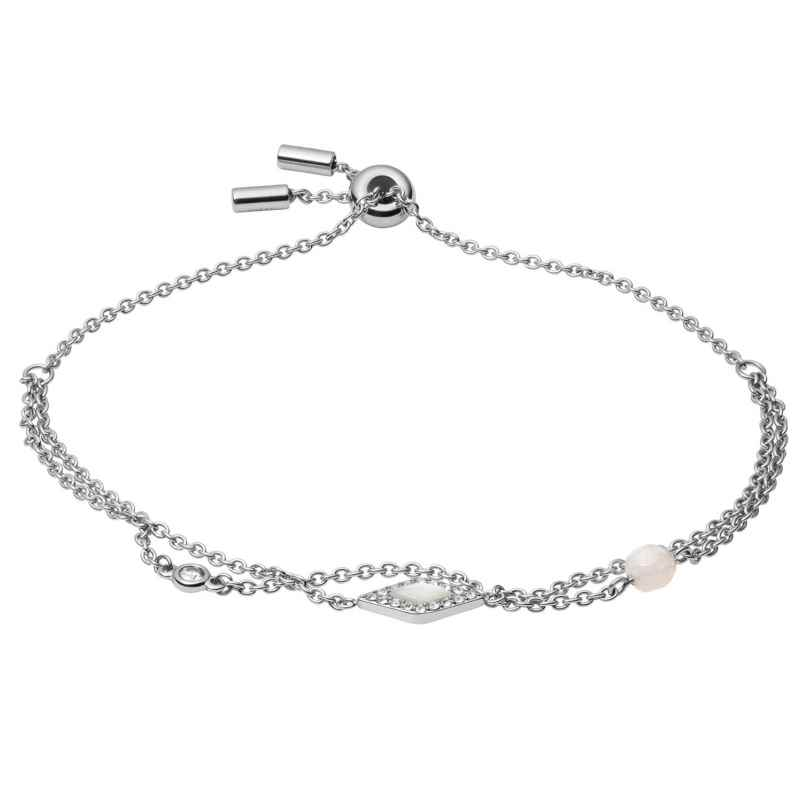 Fossil JF03659040 Damen-Armband Be Iconic Edelstahl 4064092046175