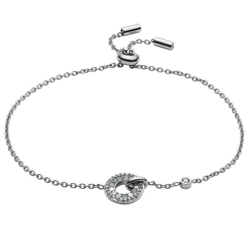 Fossil JF03553040 Damen-Armband Edelstahl 4064092023145