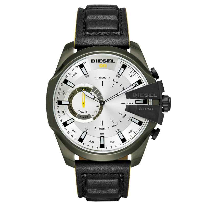 Diesel On DZT1012 Hybrid Herren-Smartwatch Mega Chief 4053858924130