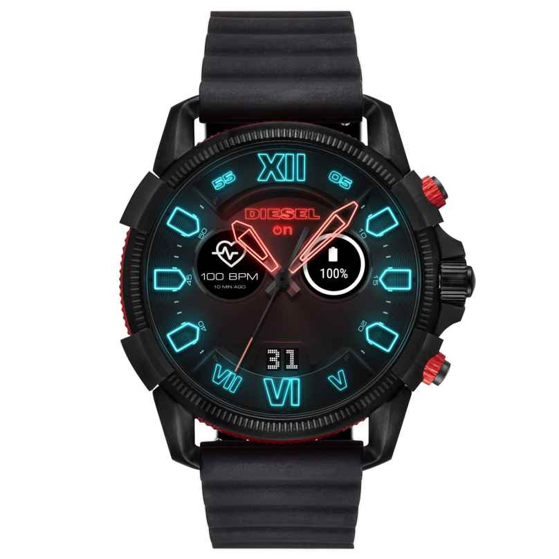 Diesel On DZT2010 Men's Smartwatch Full Guard 2.5 4013496057140