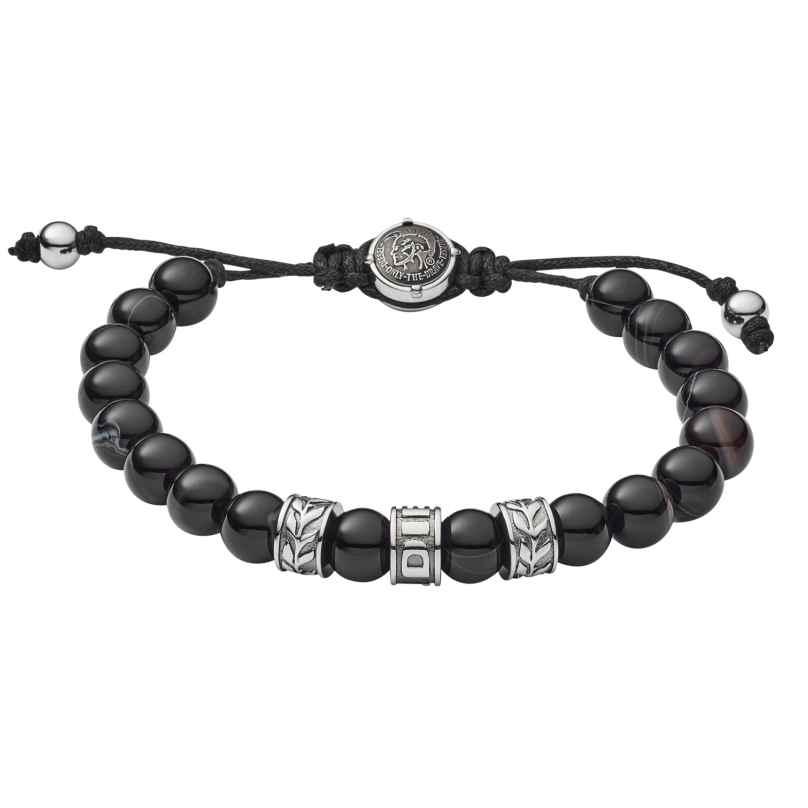 Diesel DX1101040 Mens Bracelet Beads 4053858972117
