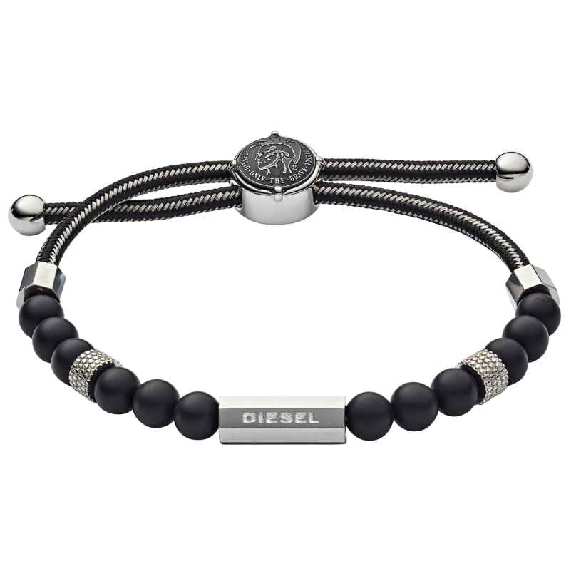 Diesel DX1151040 Herrenarmband Beads 4013496068689