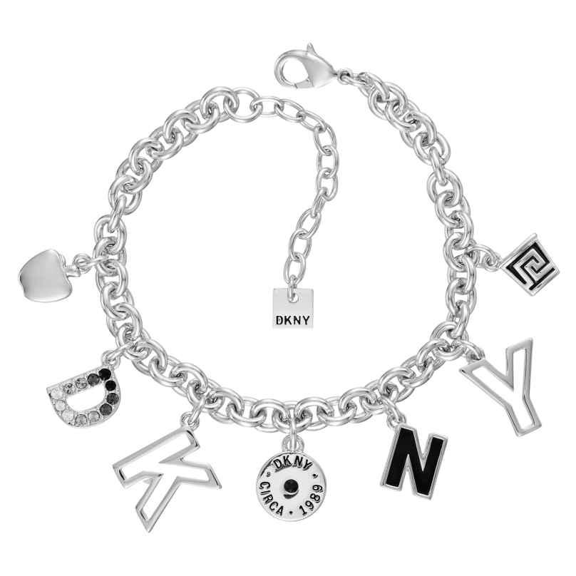 DKNY 5520046 Damen-Armband Charm 9009655200460