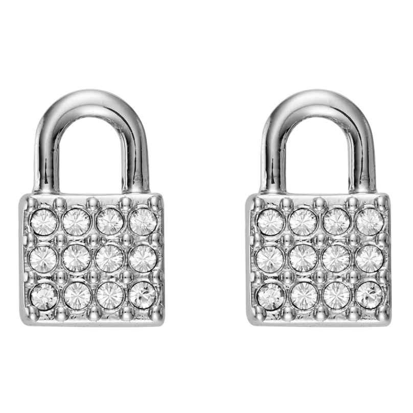 DKNY 5520119 Ladies' Stud Earrings Lock 9009655201191