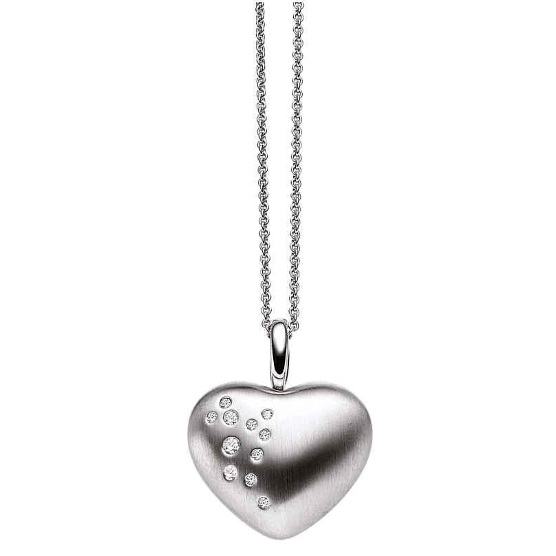 Viventy 782022 Ladies Silver Necklace 4047064853896