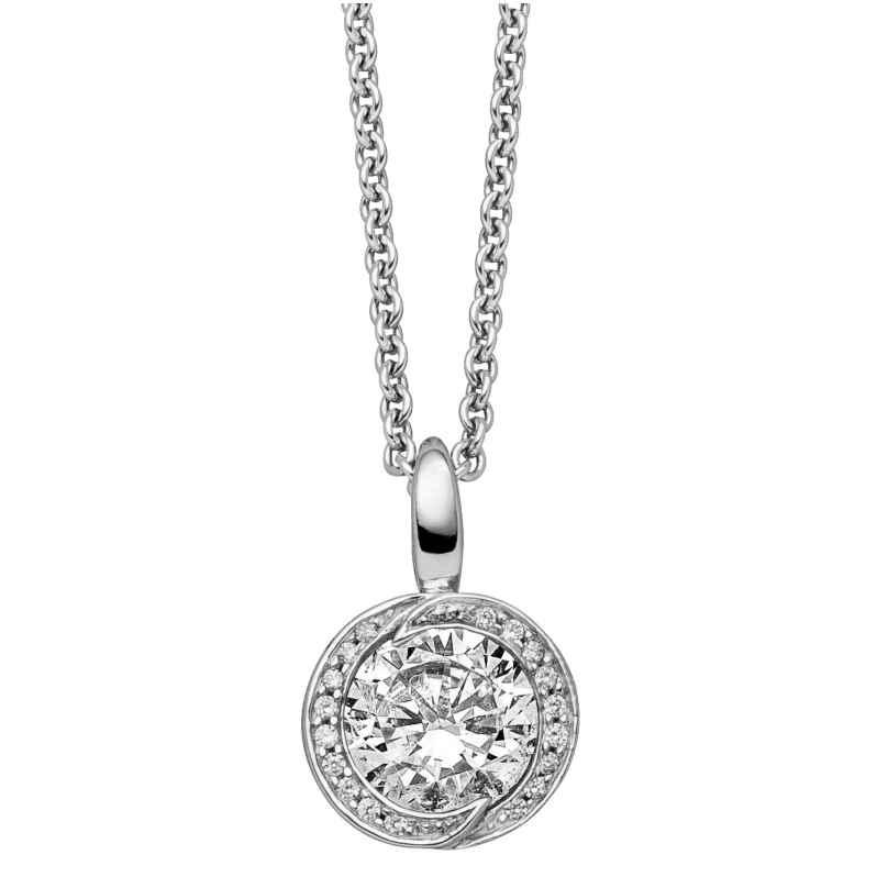 Viventy 780952 Silber-Kette für Damen 4049474747680