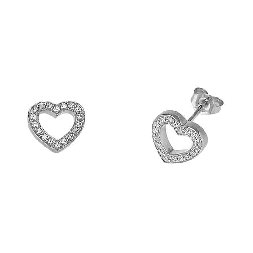 Viventy 774874 Silver Stud Earrings 4028543699150