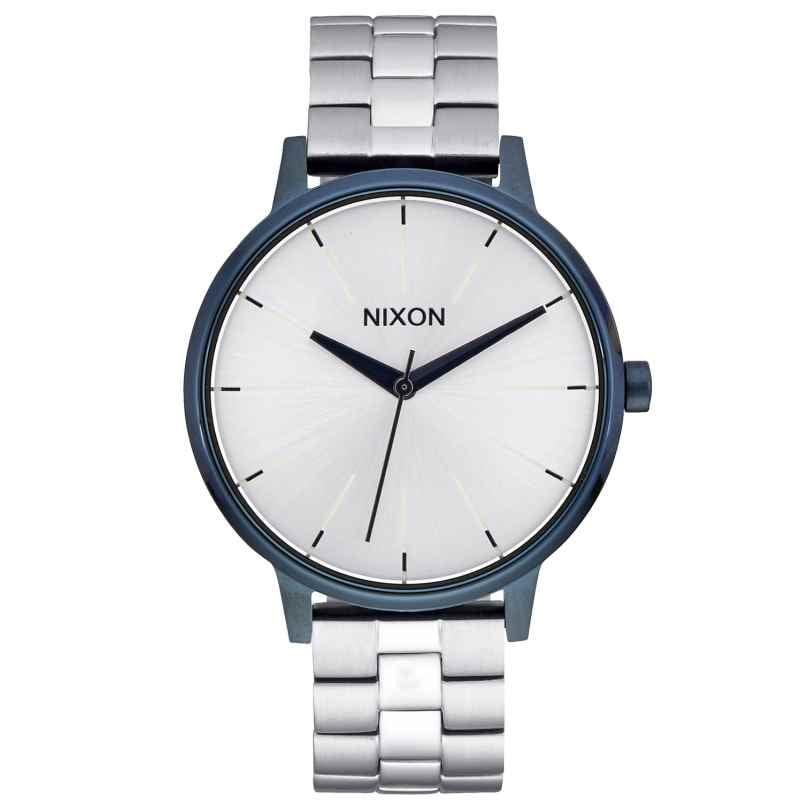 Nixon A099 1849 Kensington Navy/Silver Damenuhr 3608700746562