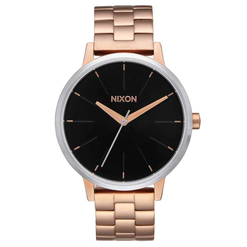 Nixon A099 2361 Kensington Rose Gold Damenuhr 3608700772158